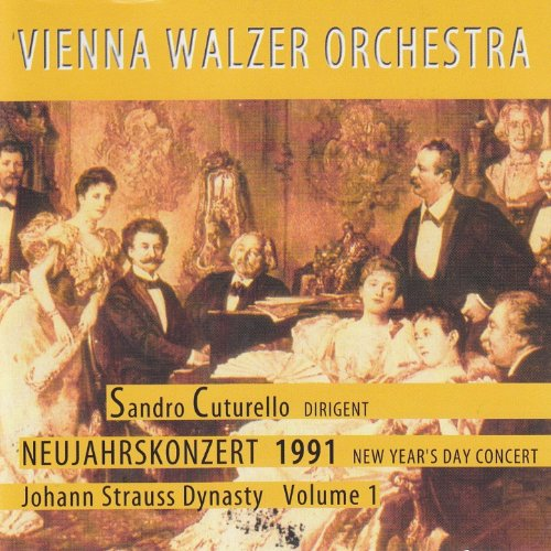 Johann Strauss Dynasty, Vol. 1...