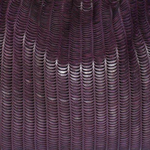 x 54 HOUSE Dark x LUNE Schultertasche REPTILES 46 Purple 8 BxHxT cm x7BI0ydq