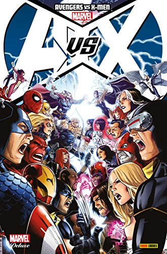 Avengers Vs. X-Men (French Edition)