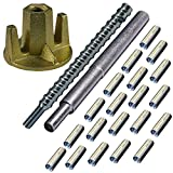 Befestigungsset Beton für Kernbohrständer23-teilig