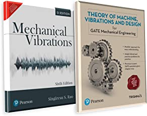 GATE Mechanical Engineering Preparation Combo: Theory of Machine Vibrations and Design for GATE & Mechanical Vibrations Textbook