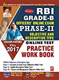 Kiran's RBI Grade 'B' Officer Online Exam Phase II Objective and Descriptive Type Online Test Practice Work Book - 2179