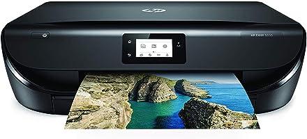 HP Envy 5030 – Impresora Multifunción Inalámbrica (Tinta, Wi-Fi, Copiar, Escanear, 1200 x 1200 PPP, Modo Silencioso,...