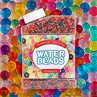 Opret Bolas de Gel de 10 Colores Más de 9 Oz, Perlas de Hidrogel Perlas de Agua para Decoración de Boda y Muebles Plantas Pistolas