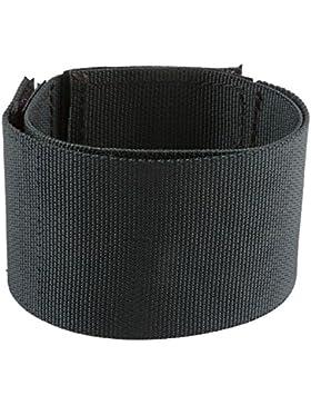 Heim Uhrenarmband Gurtband 25cm schwarz