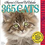 365 Cats Color Page-A-Day Calendar 2016 (2016 Calendar)