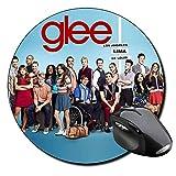 Glee Tappetino Per Mouse Tondo Round Mousepad PC