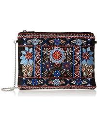 Womens Selenio Daily Clutch Bag Pennyblack