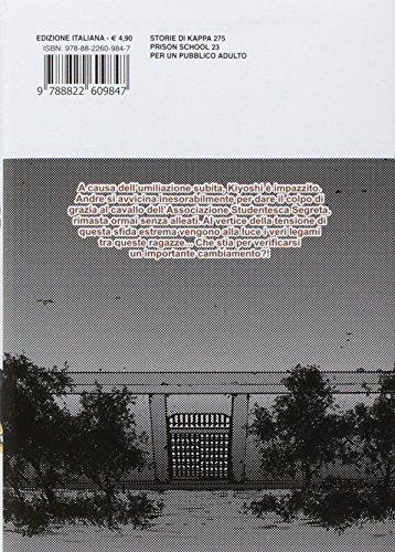 scaricare ebook gratis Prison school: 23 PDF Epub