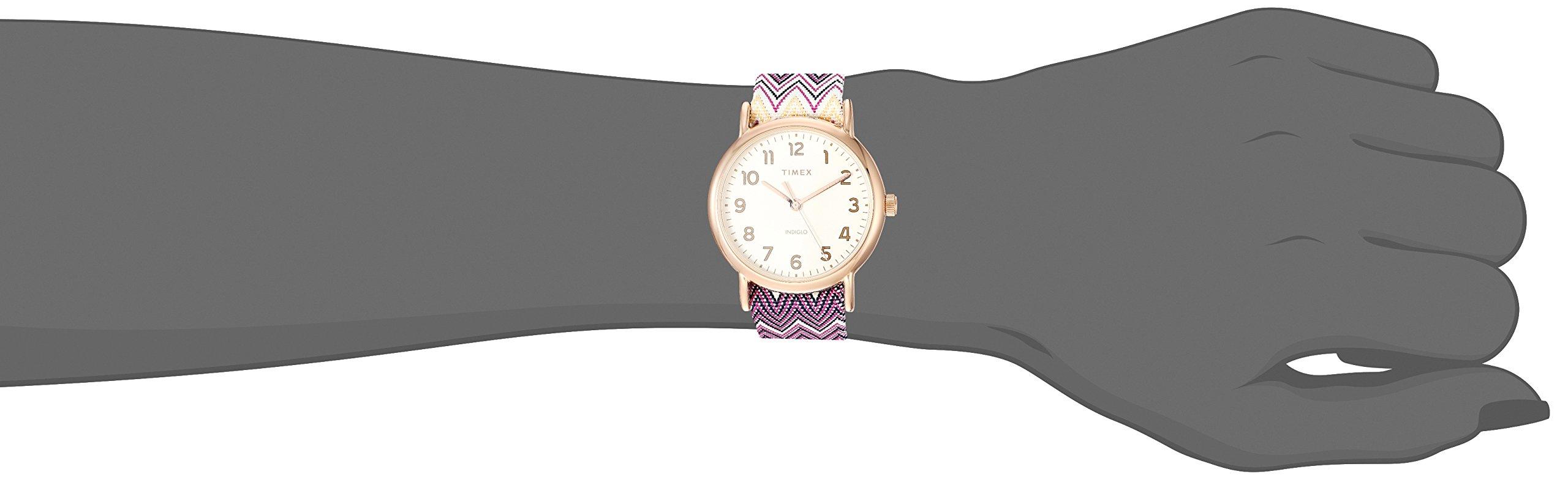 Timex Reloj para Mujer de Cuarzo TW1391810