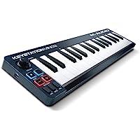 M-Audio Keystation Mini 32 MK2 - Tastiera Controller MIDI USB Portatile e Leggera con 32 Tasti Sensibili alla Dinamica, Ignite e Ableton Live Lite