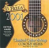 La Bella 653827.0 - Cuerdas para guitarras clásicas