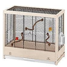 Ferplast Giulietta uccello di legno Cage