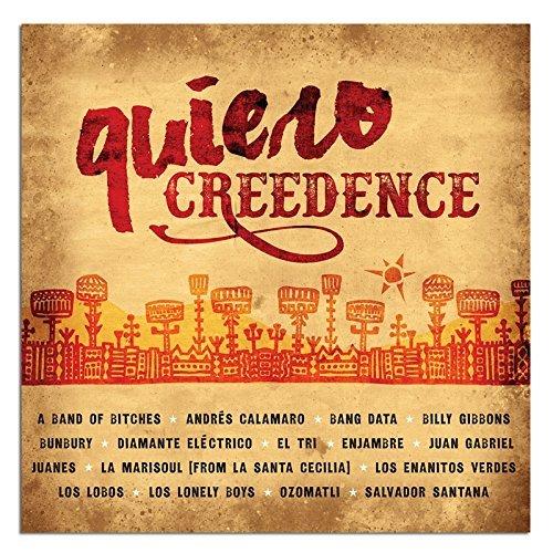 Quiero Creedence - CD/DVD (Import) by Bunbury, Los Lobos, Los Lonely Boys, Ozomatli, El Tri Various Artists: Juan Gabriel (Gabriel Dvd Juan)