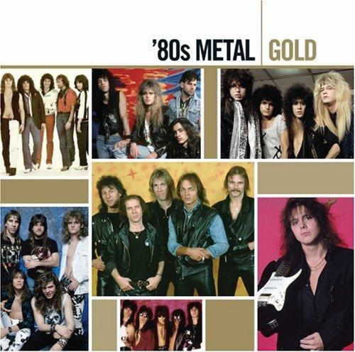 80's Metal: Gold by Various Artists - 80 Di Metal