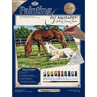 Royal & Langnickel - Juego de pinturas por números (PCL2) (B001687IOG) | Amazon Products