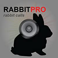 REAL Rabbit Calls App for Rabbit Hunting and Small Game Hunting - (ad free) BLUETOOTH COMPATIBLE