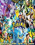 #5: Pokemon: Character Profiles, Cards, and Powers