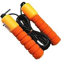 WJkuku, corda leggera per saltare, per bambini, con impugnatura comoda, per allenamento, crossfit, fitness, boxe. Il…