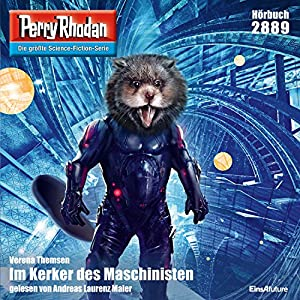 Verena Themsen - Im Kerker des Maschinisten (Perry Rhodan 2889)