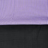 My Fabric Store Men's Cotton Blended Shirt and Trouser Fabric Combo (Trouser 1.3 Meters & Shirt 2.2 Meters)