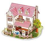 Legler 9044 - 3D Puzzle - Haus Blauer Vogel
