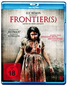 Frontier(s) [Blu-ray] [Import allemand]