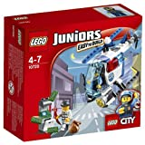 LEGO Juniors 10720 Police Helicopter Chase - Multi-Coloured