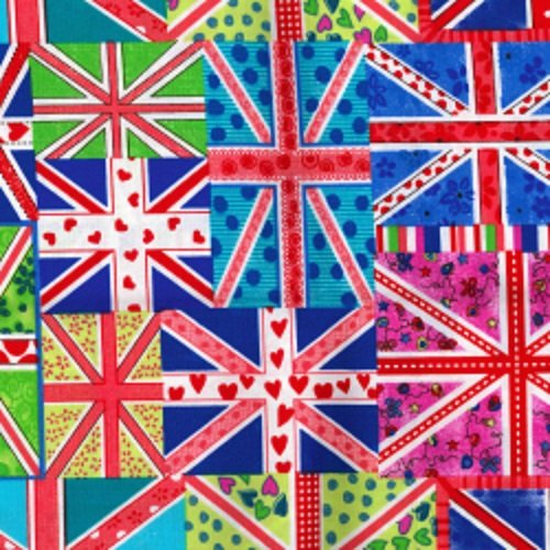 Toggles-Funky-Union-Jack-Puppy-and-Dog-Bandana-Medium-Large