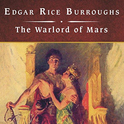 The Warlord of Mars  Audiolibri