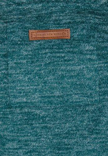 Naketano Female Zipped Jacket Dreisisch Euro Swansisch Minut Woodland Melange