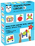 Play Panda Magnetic Puzzles Circles (250...
