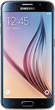 Samsung Galaxy S6 Noir 32 Go Smartphone Débloqué (Reconditionné)