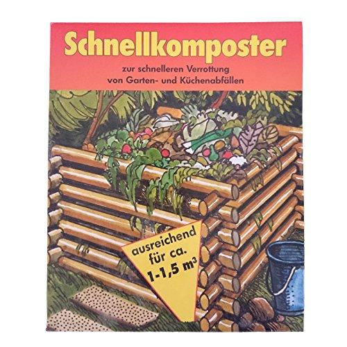 Schnellkomposter 1kg Kompostbeschleuniger Kompost Humus Humusbilder Komposthilfe