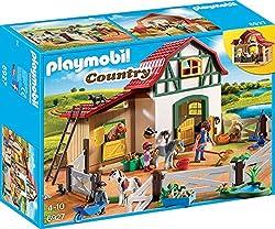 Country. Stall mit Figuren und Zubehör, Markenkompatibilität: Playmobil, Mindestalter: 4 Jahr(e), Max. Alter: 10 Jahr(e)Design Produktfarbe : Multi Mindestalter : 4 Jahr(e) Max. Alter : 10 Jahr(e) Markenkompatibilität : Playmobil