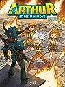 Arthur et les minimoys, tome 2 : Le Grand Pyromane par Derrien