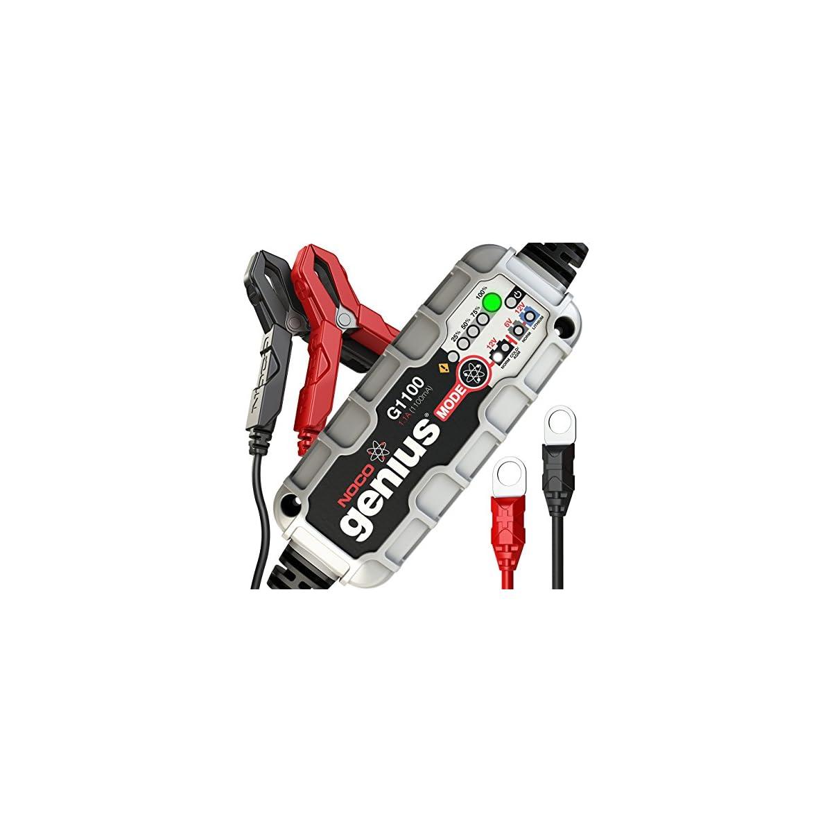 61j0Uh 1viL. SS1200  - NOCO Cargador de batería Inteligente Pro Series UltraSafe