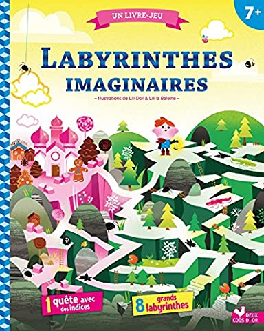 Le Labyrinthe Tome 3 - Labyrinthes