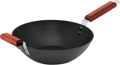 Hawkins Futura Non-Stick Stir-Fry WOK 3 Litre without Lid