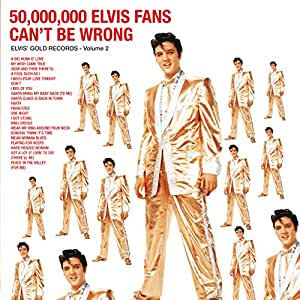 50,000,000 Elvis Fans Can't Be Wrong.. [VINYL]