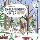Ein-Bild-Wimmelbuch Winter ab 1 Jahr - Vicky Bo, Vicky Bos Papp-Bilderbücher für Kinder, Bücher von Vicky Bo