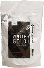Black Diamond White Gold Loose Chalk Magnesium Zum Klettern, Bouldern, Turnen