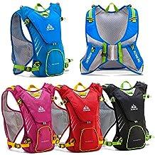AONIJIE E902 ultraligero impermeable mochila de hidratación 8L chaleco para al aire libre senderismo