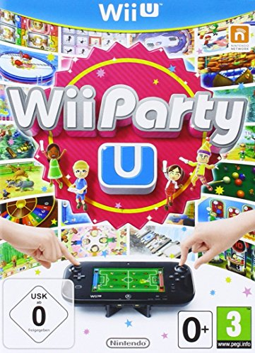 Wii Party U inclusive Wii U GamePad-Horizontalaufsteller 80 top Games