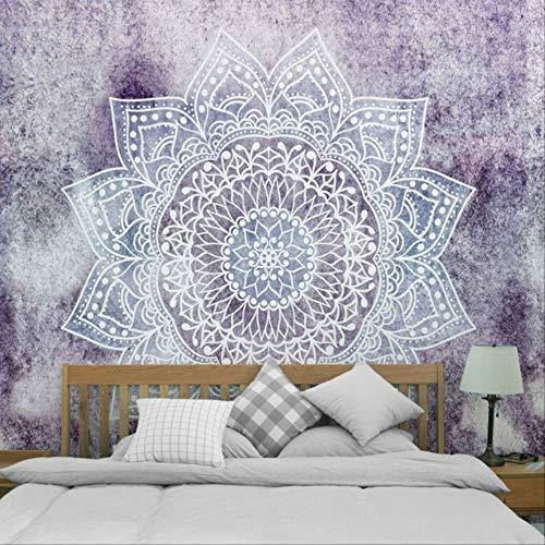 xiaomingshangdian Bohemian Indian Tapestry Wandbehang Picknickdecke Decke Baumwolle Decke Bettdecke 150X130Cm 12