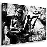 Bilder Kunstdrucke / Boikal / Bild mit Keilrahmen Akt Erotik Sexy Girl 100x70 cm xxl.421