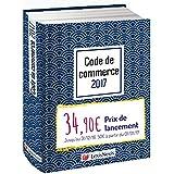 Code de commerce 2017 Jaquette Graphik bleu