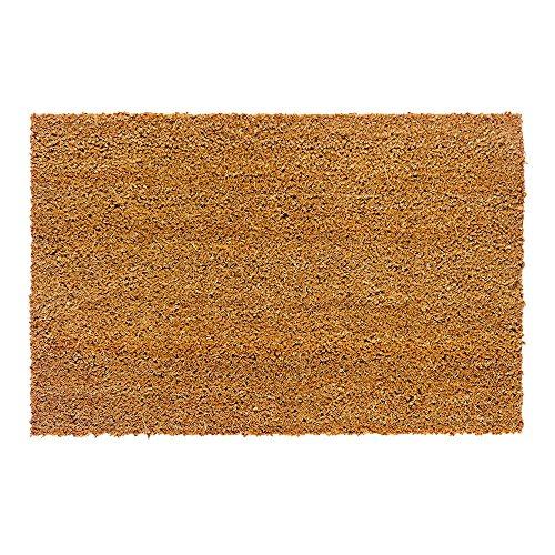 Kokosmatte nach Maß | Kokos Fußmatte mit Zuschnitt auf Maß | 3 Stärken, 40-120 cm Breite, 60-300...