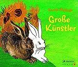 Kunst-Malbuch Große Künstler - Annette Roeder