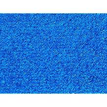 Alfombra bordo PISCINA blue barco jardín césped artificial 5 milímetros de hierba suave ...